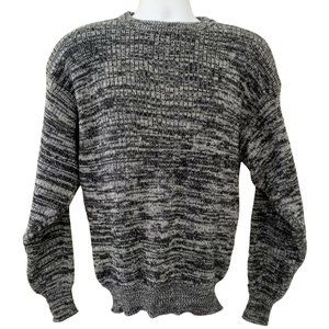 Vintage 80s Wrangler Crewneck Sweater; Mens Large;
